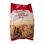 Almond Ground Blanched 250g