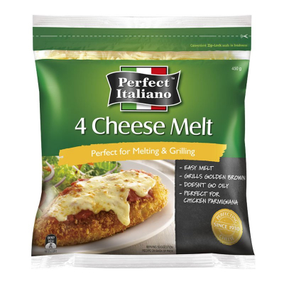 4 Cheese Melt 450g