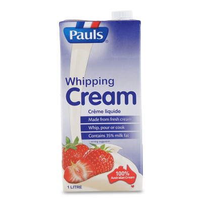 Whipping Cream 1L