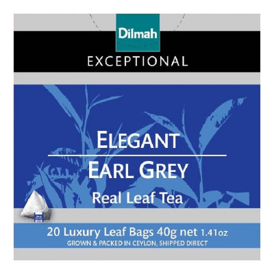 Exceptional Elegant Earl Grey Tea 20sX2g