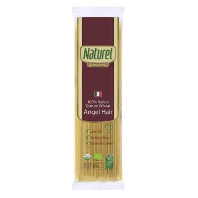 Organic Durum Wheat Angel Hair 500g (#)