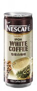 White Coffee Can 240ml