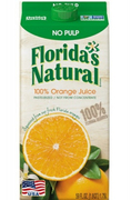 Orange Juice No Pulp 1.75L