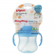 Magmag Straw Cup - Sky Blue