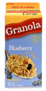 Granola Blueberry With Flax