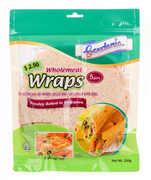 Wholemeal Wraps 5s