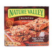 Oats & Dark Chocolate Granola Bar 252g (#)
