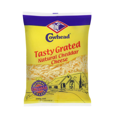 Tasty Grated Cheddar 250g