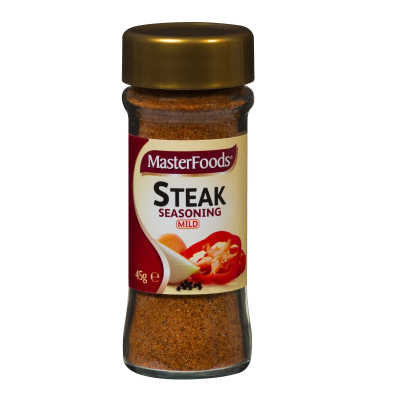 Seasoning Steak Mild 45g