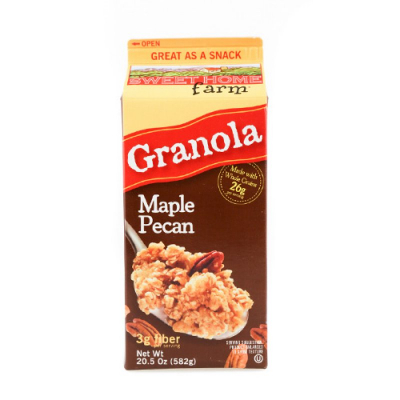 Granola Maple Pecan 582g (#)