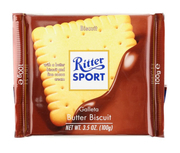 Butter Biscuit in Fine Cocoa Cream 100g