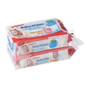 Baby Wipes - 99% Pure Water 2X30Sheets