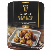 Fully Cooked Meatballs With Aged Cheddar 283g