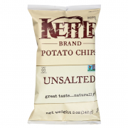 Potato Chips Unsalted 142g