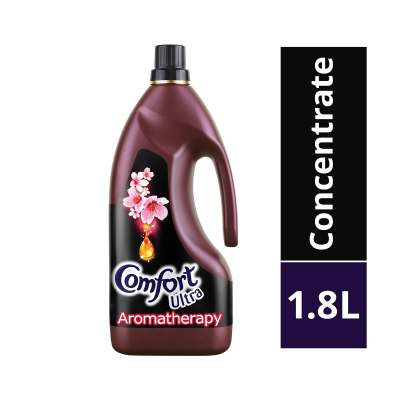 Fabric Softener Concentrate Ultra Aromatherapy Black 1.8L