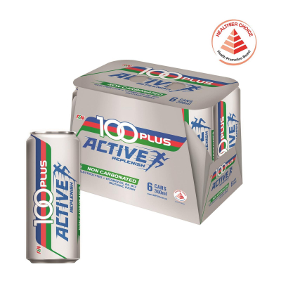 Active Isotonic Drink 6sX300ml