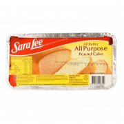 All Purpose Butter Pound Cake 300g