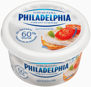 Philadelphia Cream Cheese Spreadable 250g