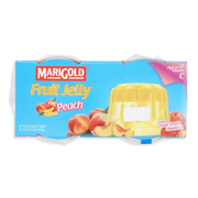 Fruit Jelly - Peach 2sX123g