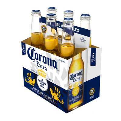 Extra Beer (Mexico) Bottle 6sX355ml (#)