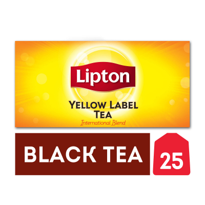 Yellow Label Tea 25sX2g (#)