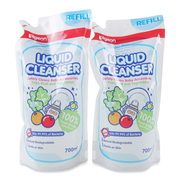 Liquid Cleanser Refill 2sX700ml (#)