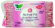 Active Fit Liners - Floral 40s