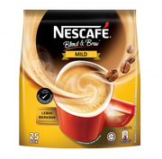 3 In 1 Blend & Brew Coffee - Mild 25sx19g