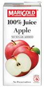 100% Juice Apple 1L (#)