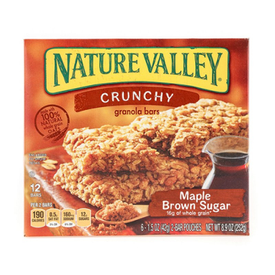 Granola Bar - Maple Sugar 6s x 42g
