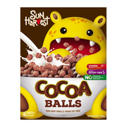 Cocoa Balls Cereal 250g