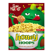 Honey Hoops Cereal 250g