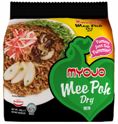 Mee Poh Dry 5sX80g  (#)
