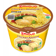 Bowl Noodles - Chicken Abalone 80g
