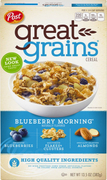 Great Grains Cereal - Blueberry Morning 382g (#)