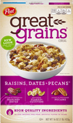 Great Grains Cereal - Raisins,Dates&Pecans 454g
