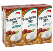 Longan Red Date Drink 6sX250ml
