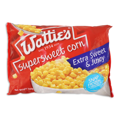 Supersweet Corn 500g
