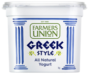 Greek Natural Yogurt 1kg