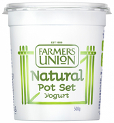 Natural Pot Set Yogurt 500g