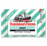Sugar Free Mint Lozenges 25g