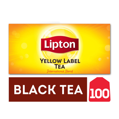 Yellow Label Tea 100sX2g