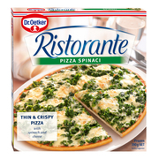 Spinaci Pizza 390g
