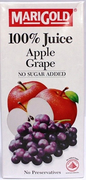 100% Juice Apple Grape 1L