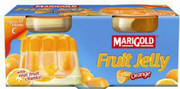 Fruit Jelly - Orange 2sX123g