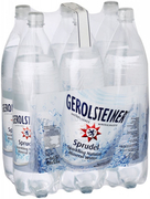 Sparkling Mineral Water 6sX1.5L (#)