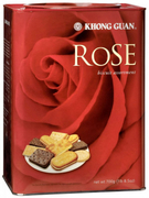 Rose Tin Assorted Biscuits 700g (#)