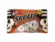 Double Crisp Chocolate Skulls