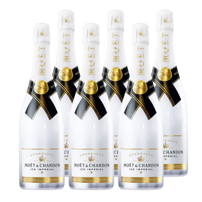 Ice Imperial Non-Vintage Champagne 6 Bottles