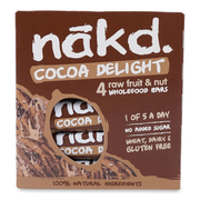 Good Foods Cocoa Delight Bar 4s